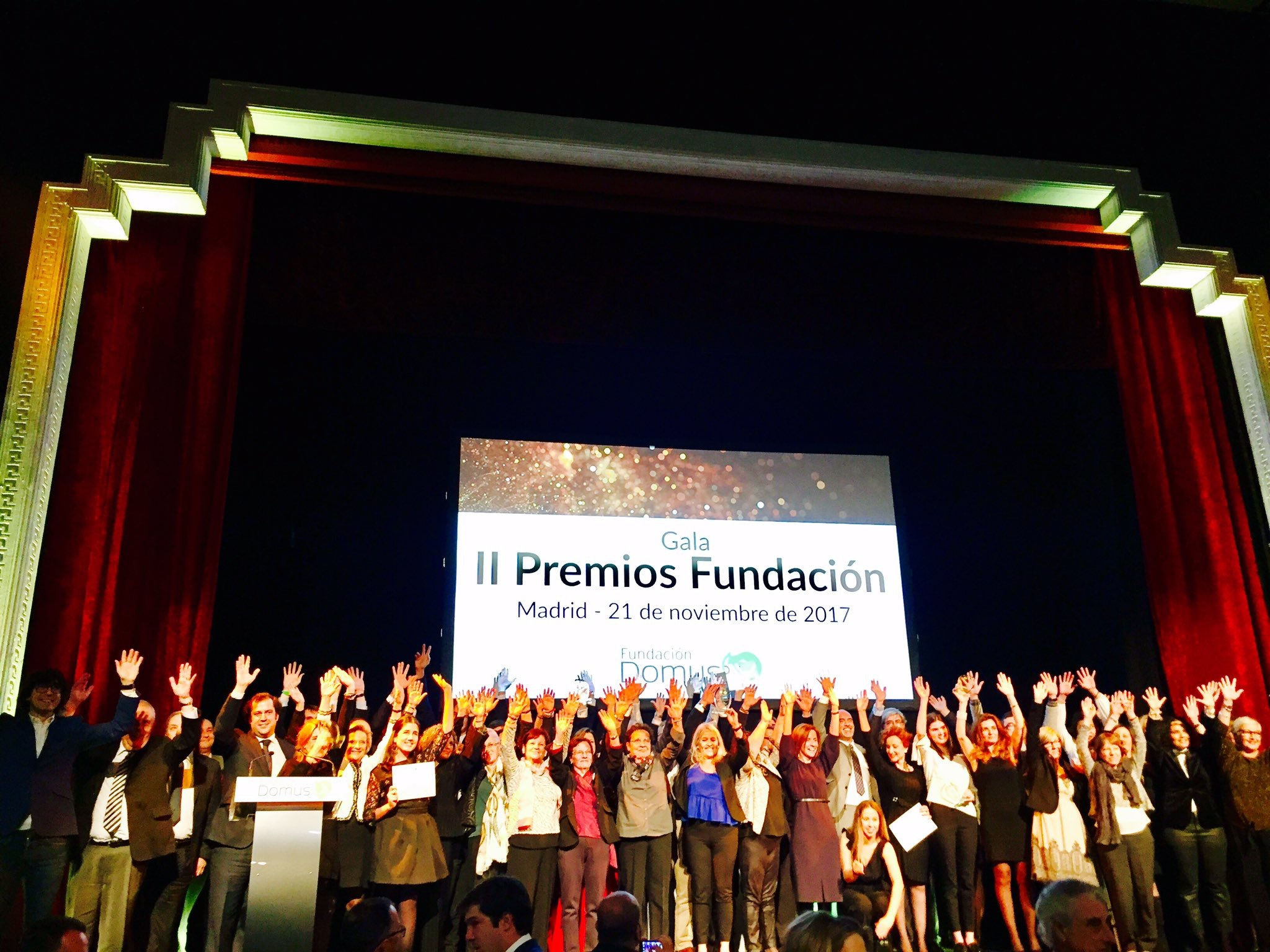 Spain: DomusVi Spain Foundation rewards initiatives to improve the quality of life of the elderly