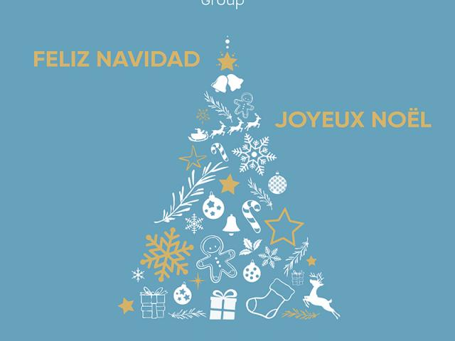 The teams of the DomusVi Group wish you a very happy Christmas celebrations.